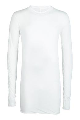 Свободная белая футболка Rick Owens 43157094