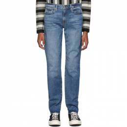 Frame Blue LHomme Slim Jeans 192455M18601305GB