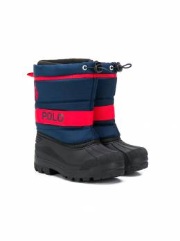 Ralph Lauren Kids зимние сапоги Polo RF102057
