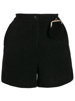 Boutique Moschino шорты с кошельком J03165817