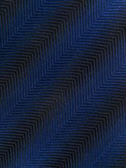 Lanvin галстук в полоску 3118