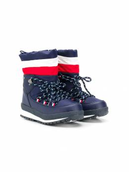 Tommy Hilfiger Junior сапоги на шнуровке T1B6305360328Y019