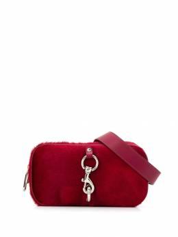 Rebecca Minkoff поясная сумка с застежкой PF19SAR