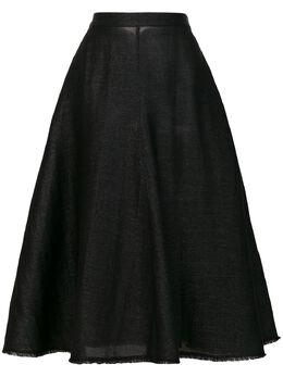 Jil Sander - пышная юбка средней длины M306639WM538568A9035