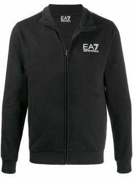 Ea7 Emporio Armani - спортивная куртка с логотипом M39PJ63Z956665560000
