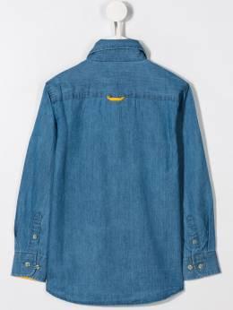 Harmont & Blaine Junior - джинсовая рубашка JC669955998860000000
