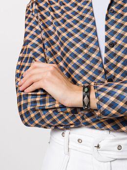 Isabel Marant - embellished press-stud bracelet 63099H669B9559938900