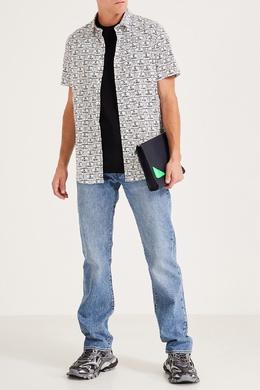 Клатч с зелеными глазами Bag Bugs Fendi 1632157856