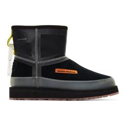 Heron Preston Black UGG Edition Urban Tech Boots 192967M22300203GB