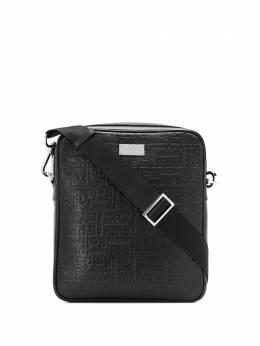 Baldinini - сумка-мессенджер с тисненым логотипом 66099995563885000000