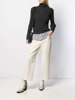 FRAME - Ali wide leg cropped jeans 35695589939000000000