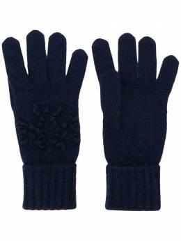 Barrie трикотажные перчатки с логотипом C104890