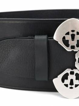 Isabel Marant - Yona wide-cut leather belt 35599H695A9559986600