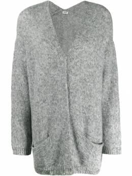 LIU JO - oversized knitted cardigan 959MA00H956696590000