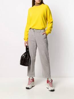 Woolrich - straight-leg corduroy trousers AN9069UT989695665833