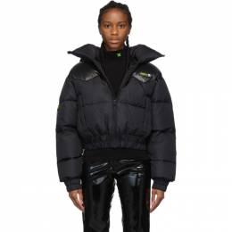 Misbhv Black Down Europa Jacket 192937F06100104GB