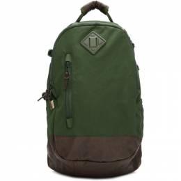 Visvim Green 20L Backpack 192487M16600401GB