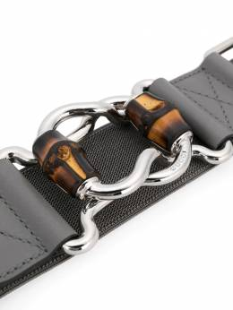 Gucci - interlocking GG buckle belt 333KHNRN906535950000