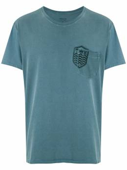Osklen футболка с принтом Brasão 59088