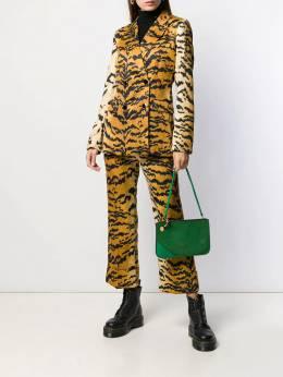 Essentiel Antwerp - брюки Taj Mahal с тигровым принтом MAHAL955966590000000