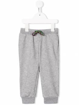 Paul Smith Junior - спортивные брюки с кулиской 35900569556396300000