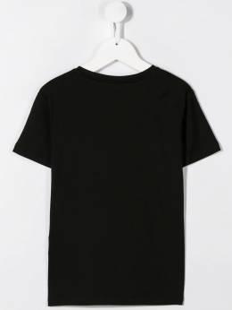 Young Versace - футболка с логотипом 66955YA6663995669586