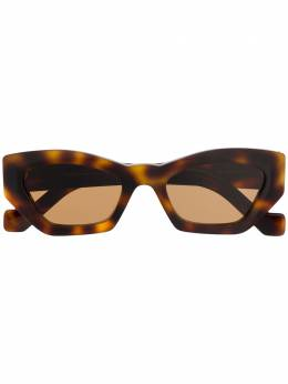 Loewe - солнцезащитные очки в оправе черепаховой расцветки 6603U956650500000000