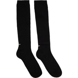 Christian Dada Black Dreamer Socks 192581M22000101GB