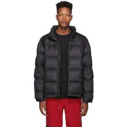 The North Face Black Down Lhotse Jacket 192802M17802704GB