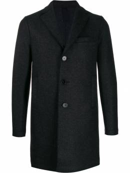Harris Wharf London - boxy fit button down coat 69MGG955895500000000