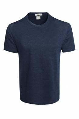 Темно-синяя футболка Etro 907158711