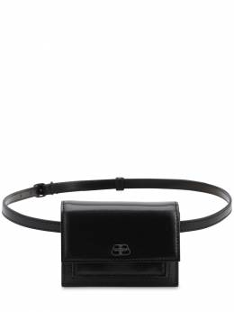 Xxs Sharp Smooth Leather Belt Bag Balenciaga 70IWD2014-MTAwMA2