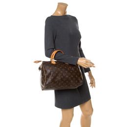 Louis Vuitton Monogram Canvas Speedy 30 Bag 235860