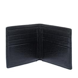 Gucci Black GG Supreme Canvas Bifold Wallet 235180
