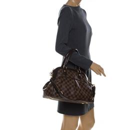Louis Vuitton Damier Ebene Canvas Trevi GM Bag 230294