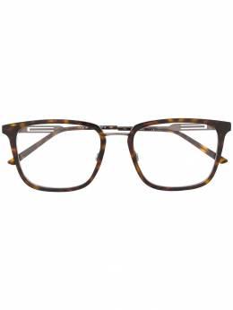 Calvin Klein - очки в квадратной оправе черепаховой расцветки 9398F955995550000000