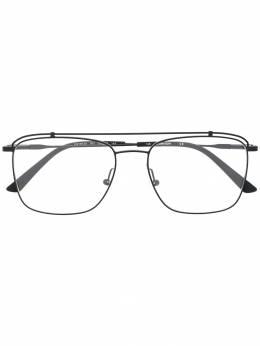 Calvin Klein - солнцезащитные очки-авиаторы с логотипом 99069558535300000000