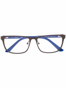 Calvin Klein - очки в квадратной оправе 93609558535900000000