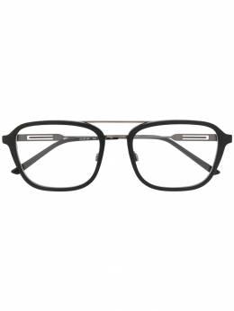 Calvin Klein - очки в квадратной оправе с логотипом 9399F955995330000000