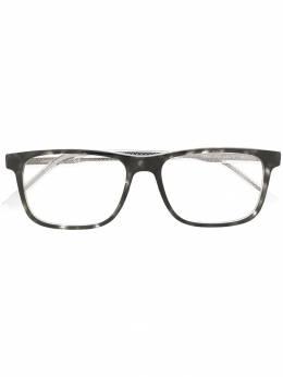 Lacoste - очки в квадратной оправе черепаховой расцветки 50955939960000000000
