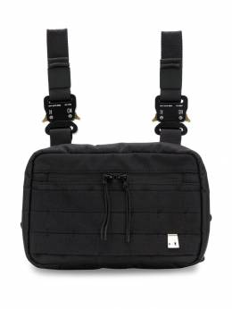 1017 ALYX 9SM - поясная сумка на молнии с логотипом CB66660FA69955363650