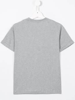 Fendi Kids - футболка с принтом монстра 6893AJ99393593000000