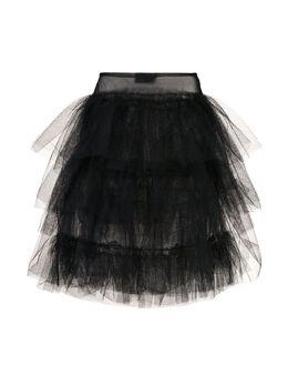 Simone Rocha - layered tulle skirt 86669955335980000000