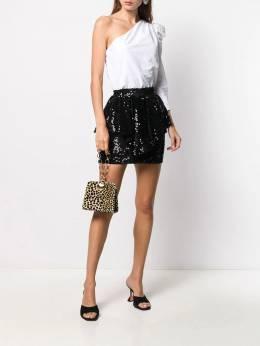 Alexandre Vauthier - sequined short skirt SK995969959969955955
