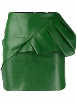 Alexandre Vauthier - ruffled mini skirt LSK99565659559555900