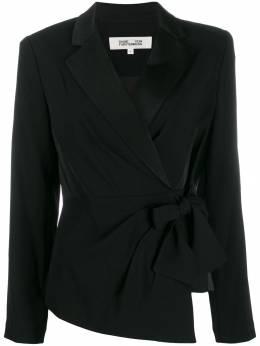 Diane von Furstenberg - tied waist blazer 85DVF956968650000000