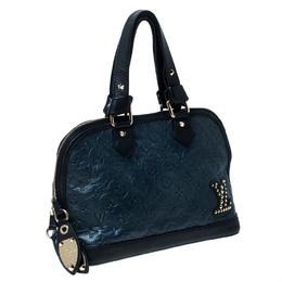Louis Vuitton Orage Empreinte Leather Limited Edition Neo Alma Bag 231919