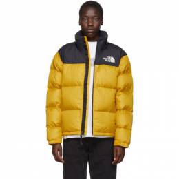 The North Face Yellow Down 1996 Retro Nuptse Jacket 192802F06101005GB