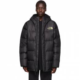 The North Face Black Down Deptford Jacket 192802F06100502GB