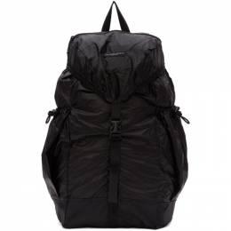 Engineered Garments Black UL Backpack 192175M16600101GB